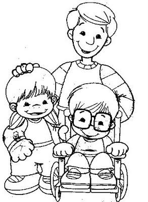 Educando en la excelencia dibujos para colorear los - Agencias para tener estudiantes en casa ...
