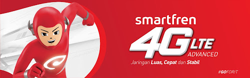 Smartfren Luncurkan Layanan 4G LTE-Advanced Pertama di Indonesia