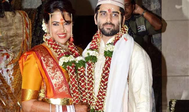 Sameera Reddy Wedding Photos