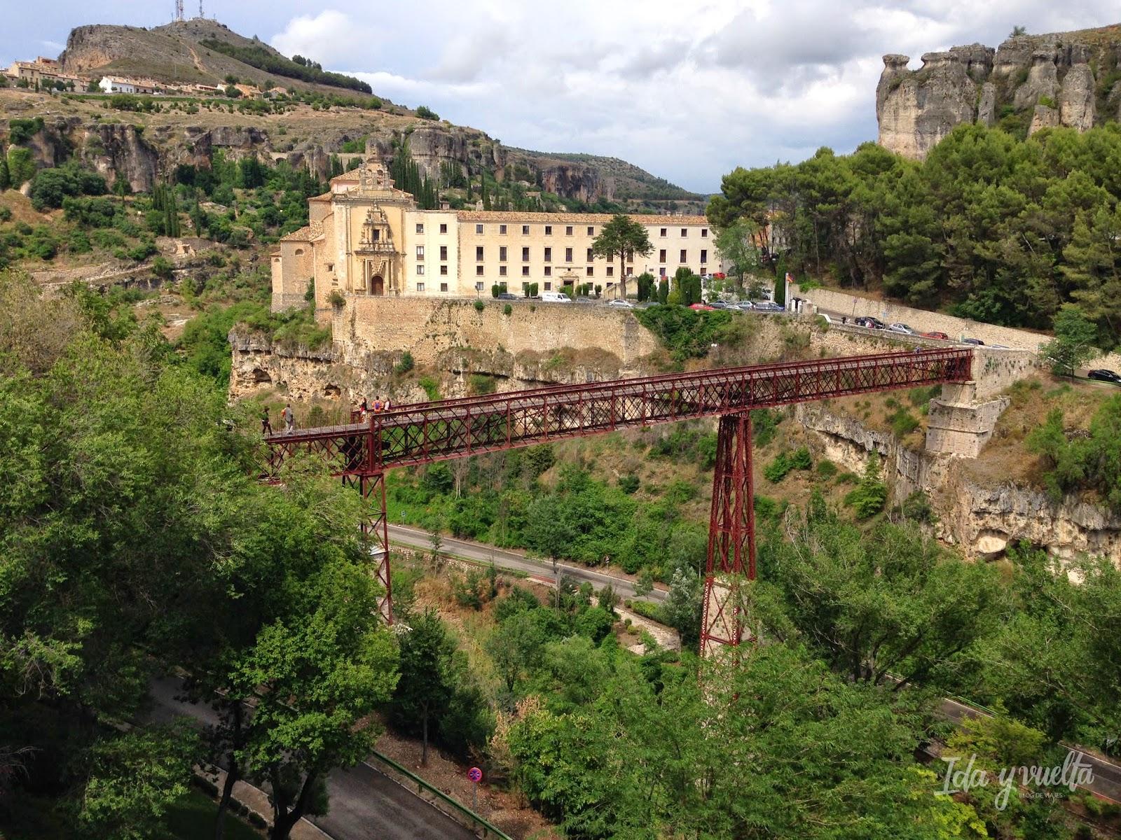 Puente y Parador