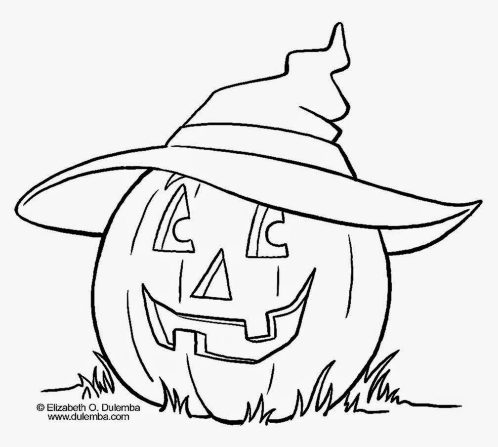 small coloring pages for october - photo#23