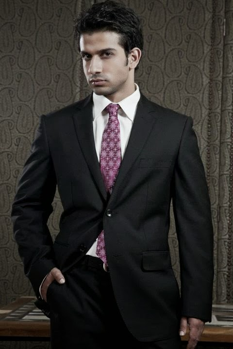 Pakistani fashion Menswear by Charcoal