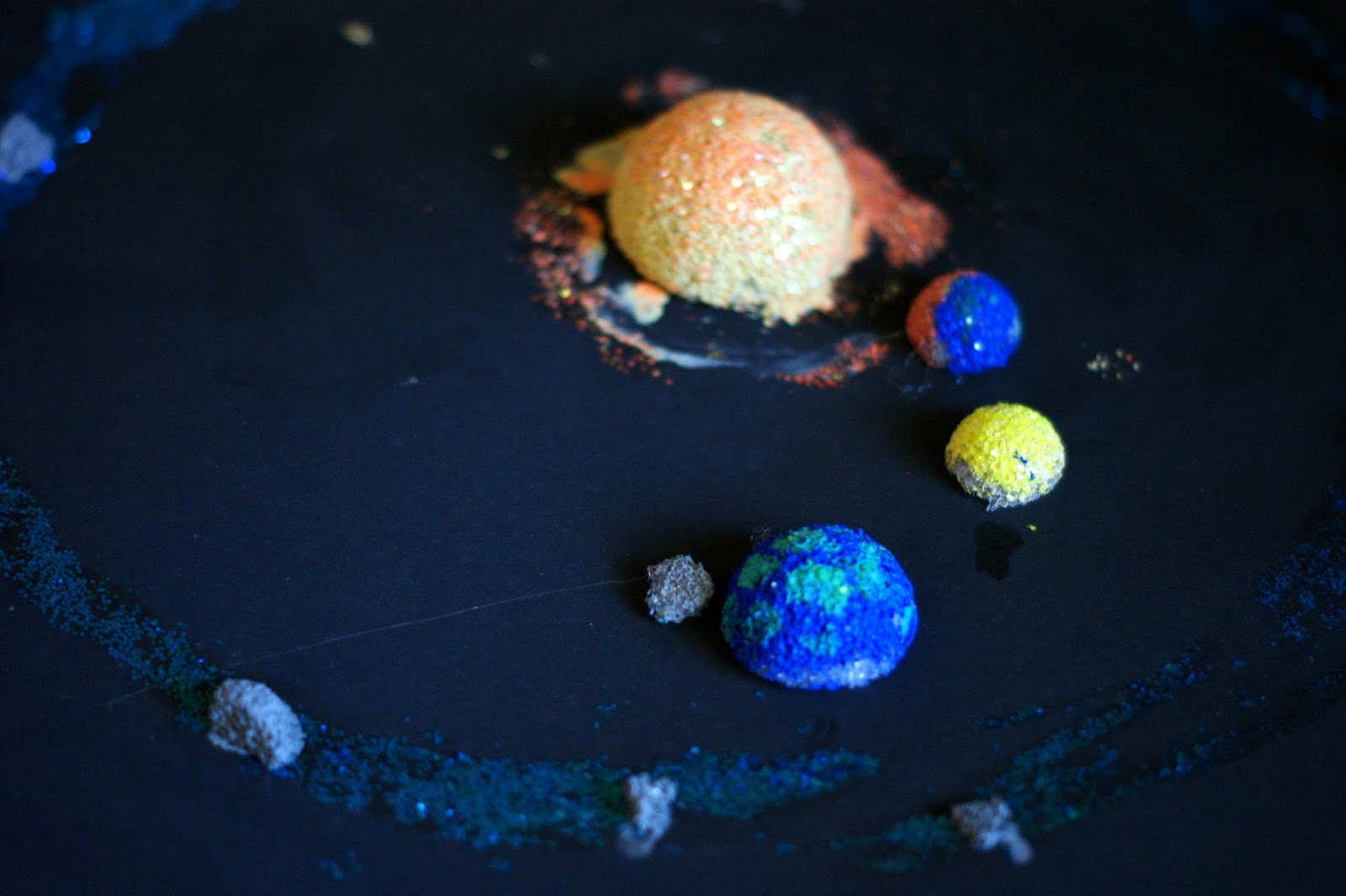 solar system with asteroid belt projects - photo #5