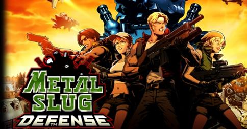 Metal Slug Defense v1.13.0 (Unlimited MSPoint/Medal)