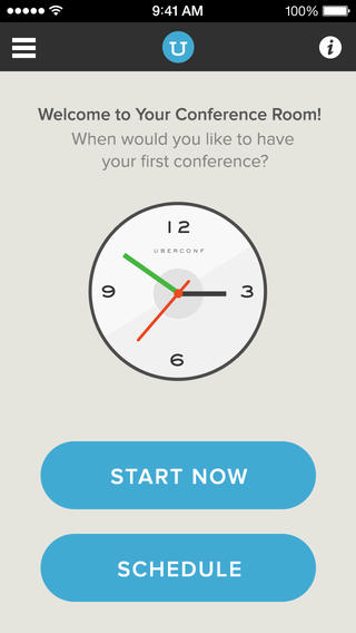 UberConference iOS App Review