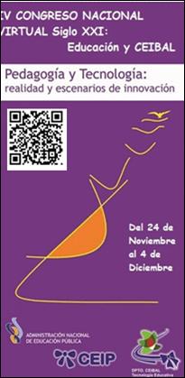V Congreso Nacional Siglo XXI: Educación y CEIBAL.