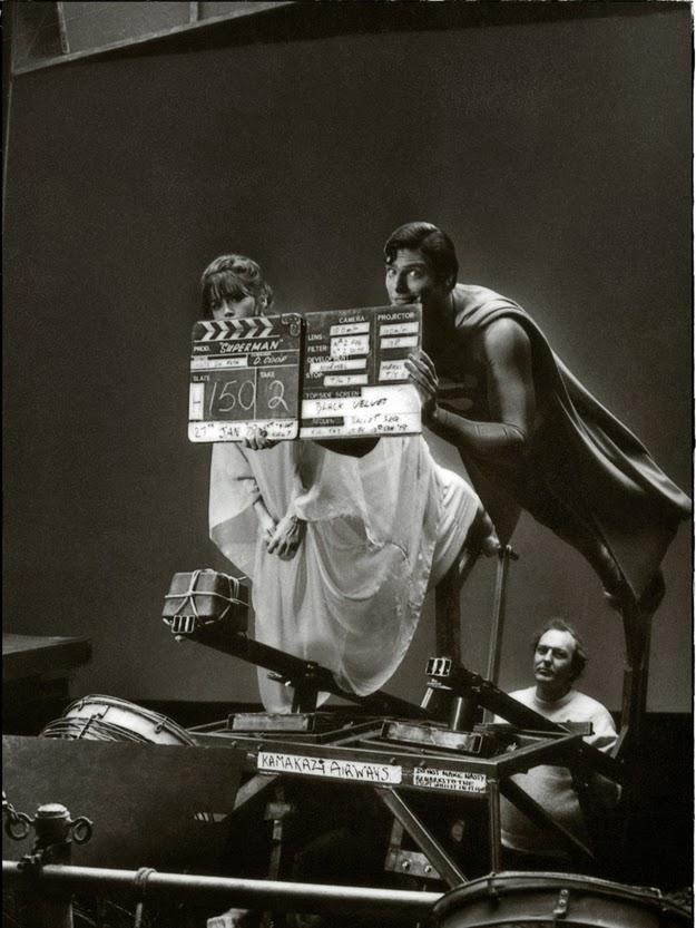 rodajes de los 80-superman iv.1987