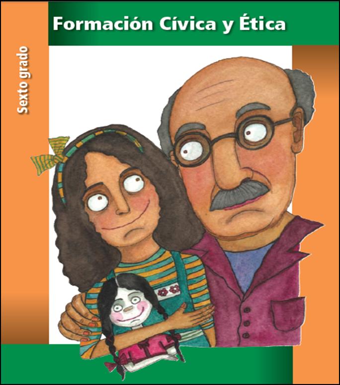 Libro de texto de formación cívica y ética para sexto grado (2013 - 2014)