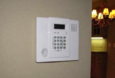 Consola de alarma