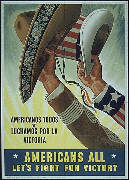 Mexico y la 2º Guerra Mundial