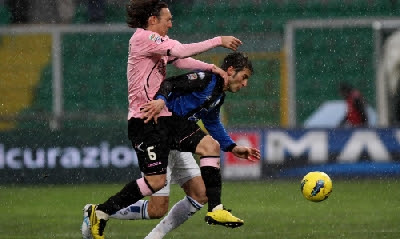 Palermo Atalanta 2-1 highlights