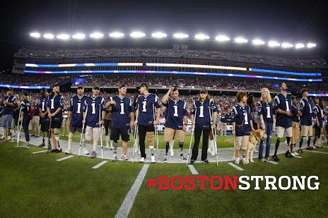 Patriots Boston Strong