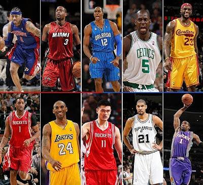Programme des matchs NBA 27 Décembre 2012