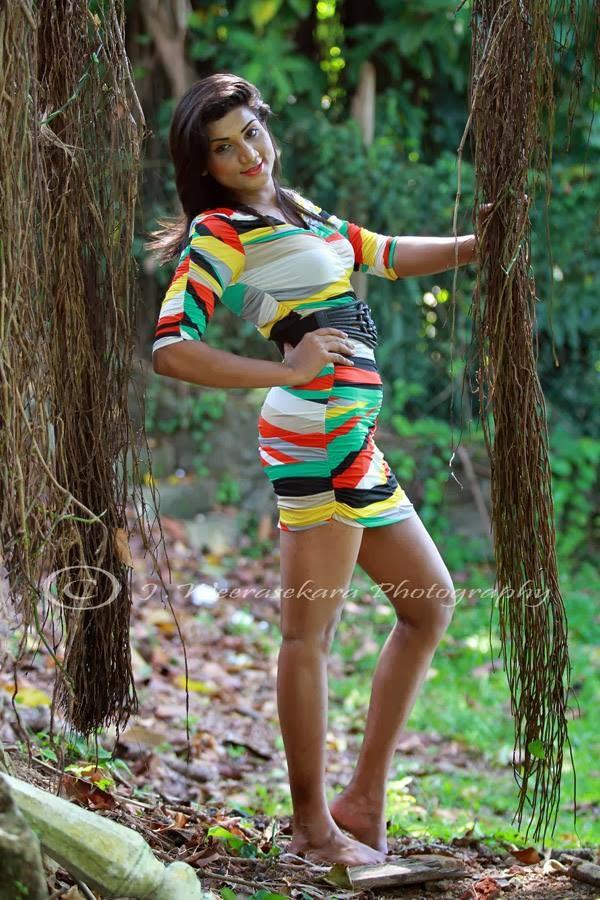 Thilini Gunasekara sl model hot