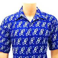 BP2705 - Model Baju Kemeja/Hem Batik Pria Terbaru 2013