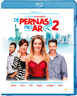 Download - De Pernas pro Ar 2 - DVDR + BluRay (2013)