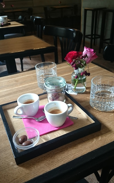 Espresso V Melounovém cukru