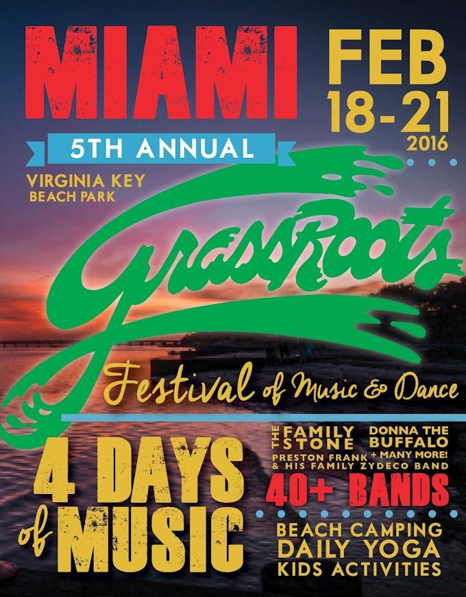 Virginia Key GrassRoots Festival sneak peek