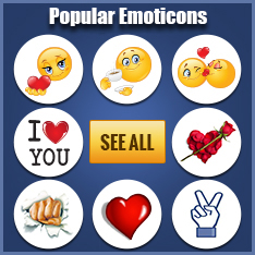 New Facebook Emoticons