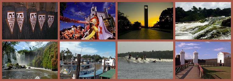 Cultura Apalaí,Festa de São Tiago,Marco Zero do Equador, Cachoeira Grande, Cachoeira Jari,