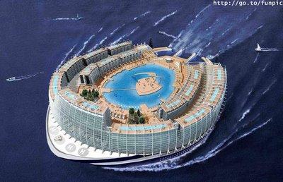 Gambar Foto Kapal kapal Pesiar termewah dan termegah yang ada di Dunia