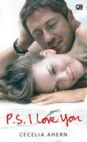 Novel PS I Love You by Cecelia Ahern Bekas
