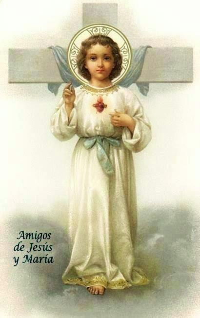 Oración Al Divino Niño: Oración mi buen niño Jesús en ti Confio ...