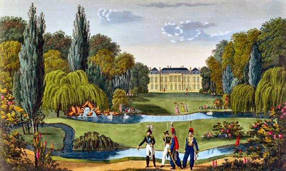Hortibus jardins de paris ouverture au public du jardin for Au jardin du port le palais