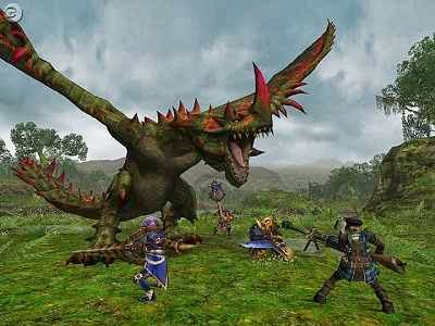 Download Monster Hunter Freedom PSP