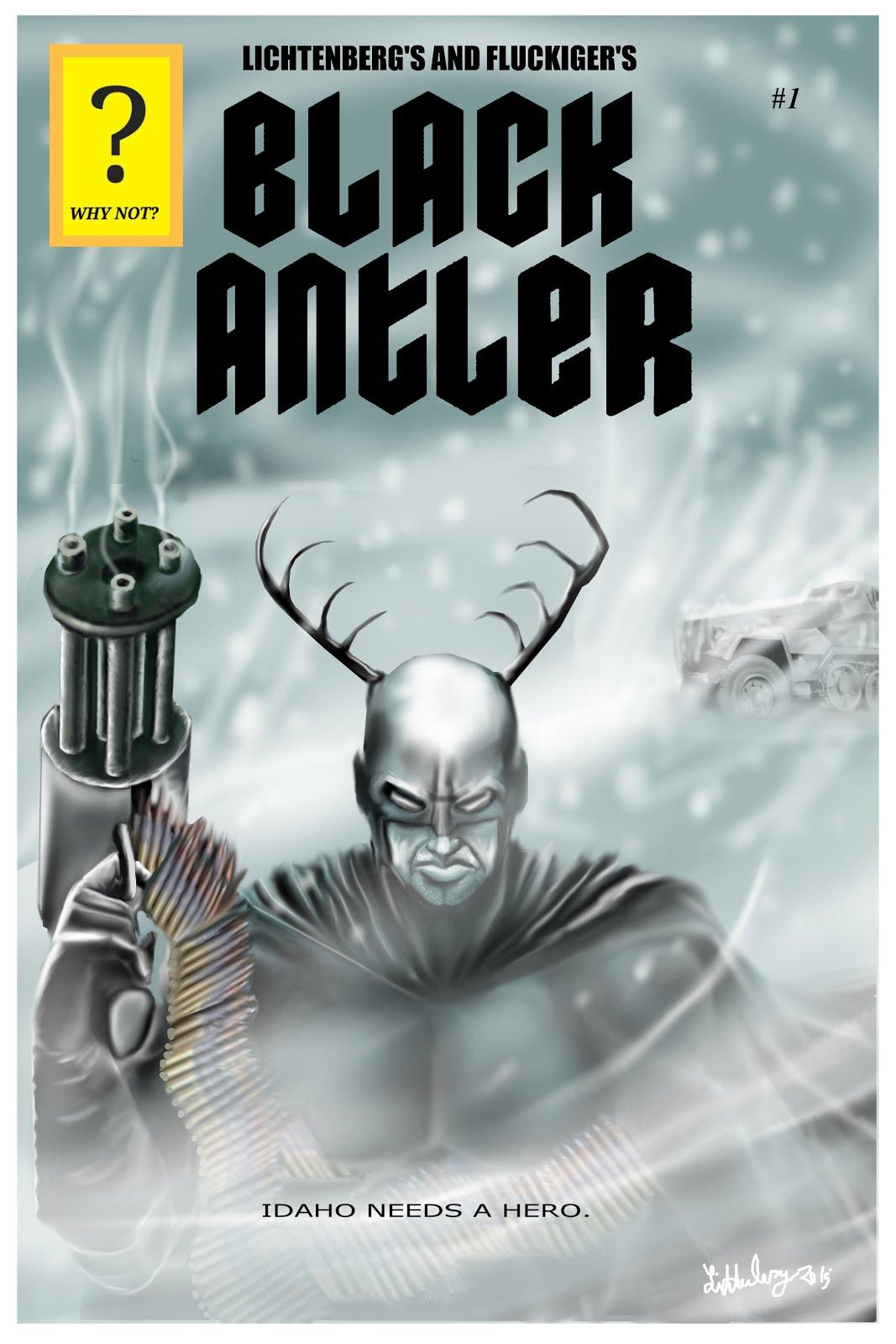 Lichtenberg's and Fluckiger's Black Antler