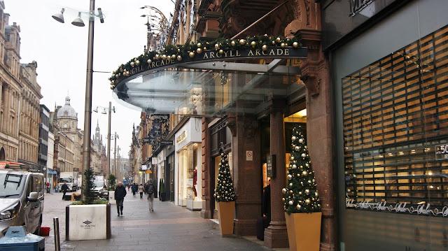 Argyle Arcade Glasgow