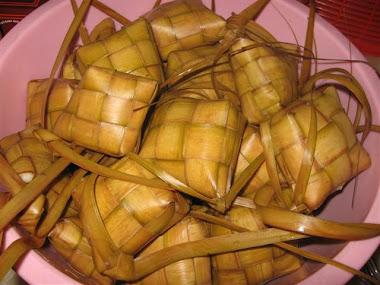 tempahan ketupat