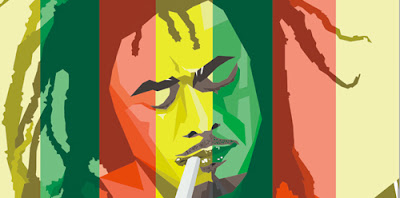 Tony Q Rastafara in WPAP by Ichwan Ramburi