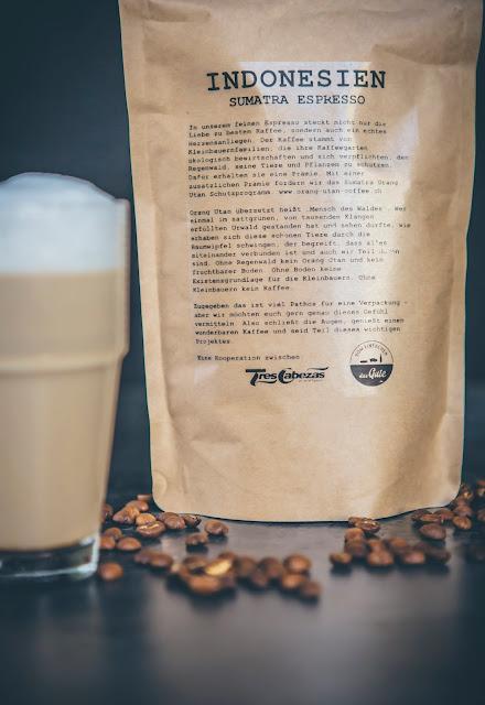 Kräftiger Espresso aus Indonesien Sumatra