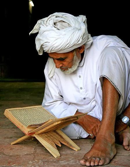 membaca Al-Quran bertajwid