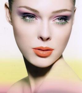Tendência maquiagem Réveillon 2013