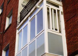Cerramientos de balcones