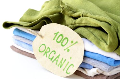 O que são Produtos têxteis orgânicos