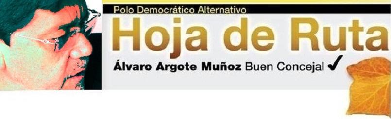 -  Álvaro Argote M. - Buen Concejal