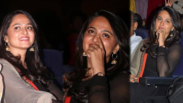 Anushka Latest HD images At Gollapudi Srinivas National Award 2014