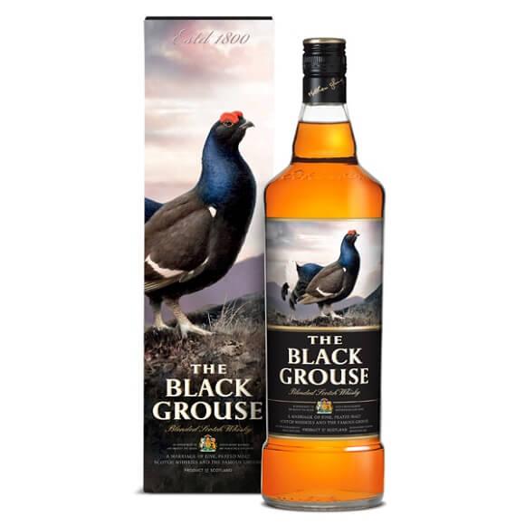 黑雀威士忌 Black Grouse