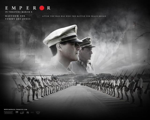 La película Emperor ( Emperador )