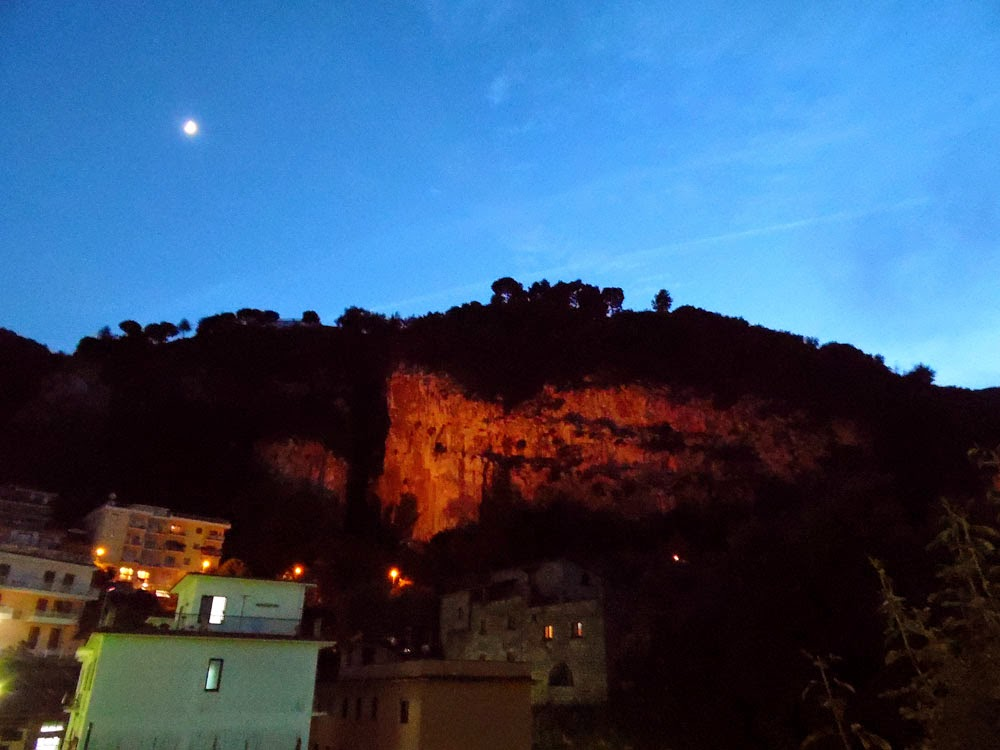photos of Sorrento by night by Andie Gilmour