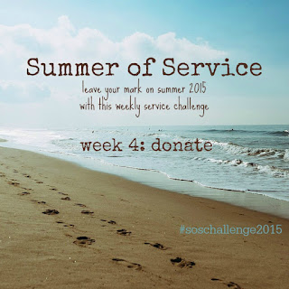 While I'm Waiting...summer favorites Summer of Service