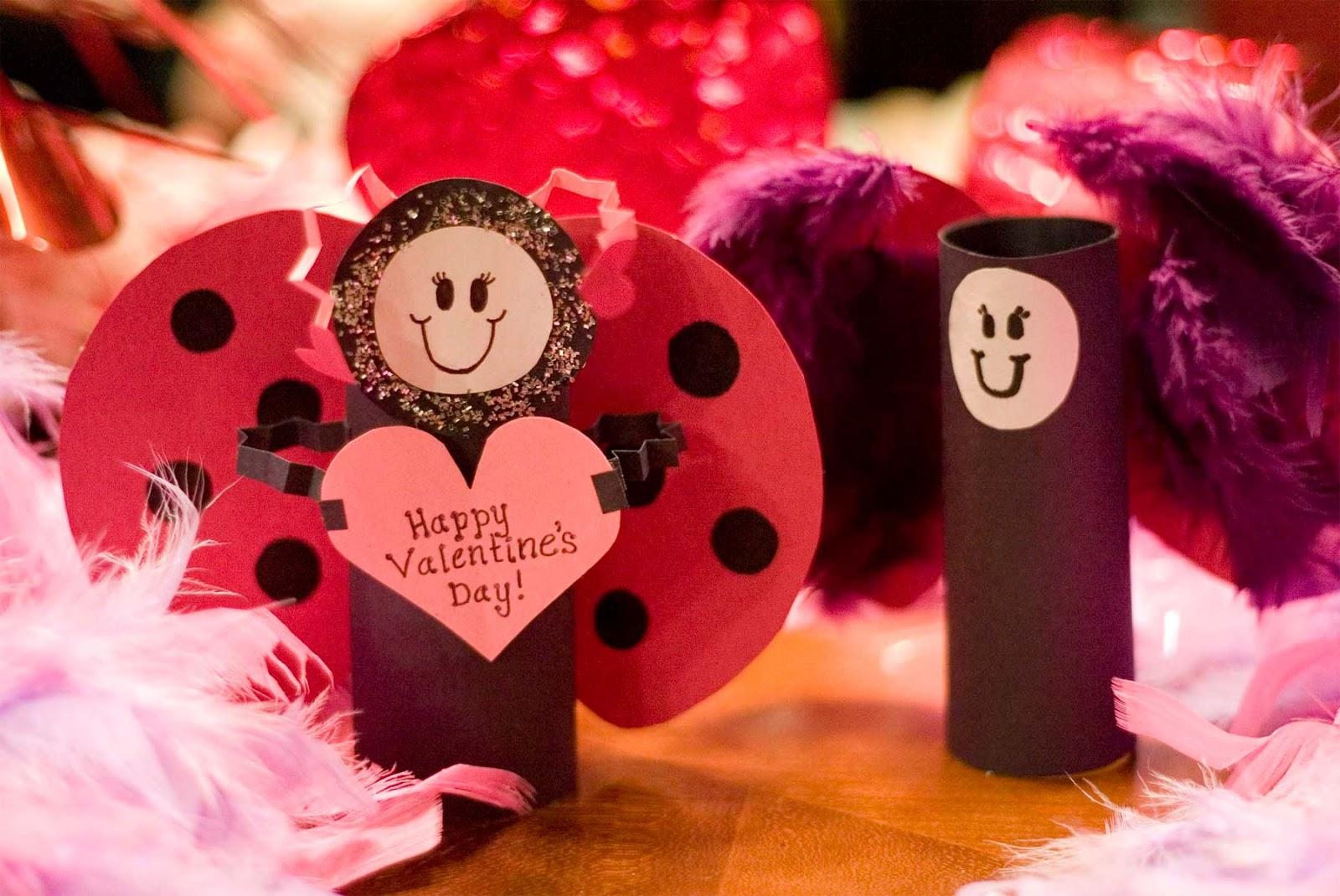 Preschool craft ideas for valentines day - Valentine S Day Crafts Idea For Kids