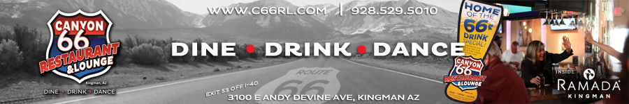 Ramda Kingman & Canyon Route 66 Restaurant and Lounge