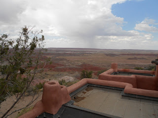 view of painted desert