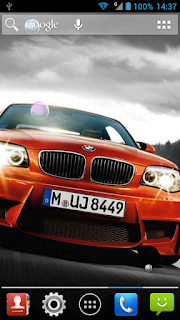 BMW Racing Car HD apk