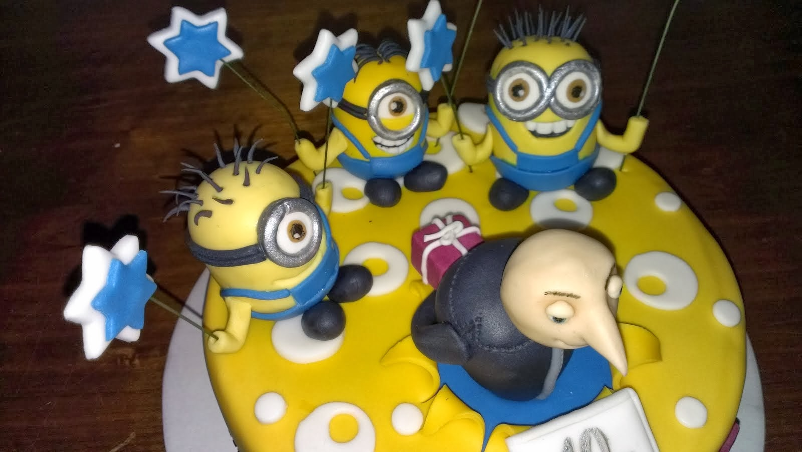 Torta Já padouch - mimoni
