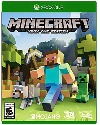Minecraft xbox one edition xbox console for Mine craft for xbox